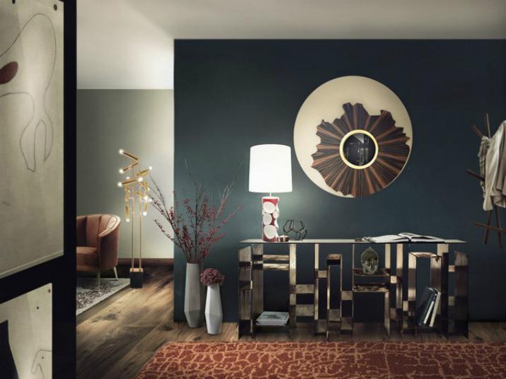 Consola modernas para tu sala de estar  Mesas de consola modernas para tu sala de estar 50001