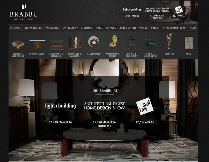 Las mejores páginas web  lámparas Las mejores páginas web para comprar tus lámparas contemporary lighting brabbu Copy