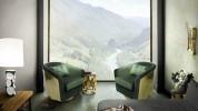 5 mesas de BRABBU inspiradas en la naturaleza