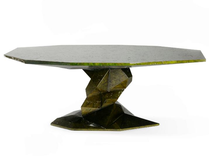 El estilo zen de la mesa de comedor Bonsai - 2 mesa de comedor El estilo zen de la mesa de comedor Bonsai El estilo zen de la mesa de comedor Bonsai 2