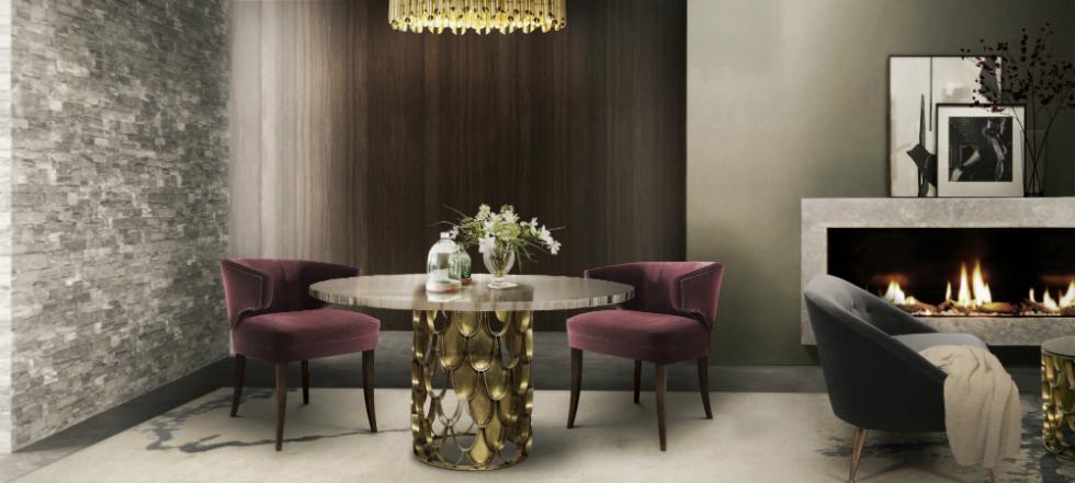 mesas de comedor modernas Mesas de comedor modernas para inspirarte Mesas de comedor modernas para inspirarte