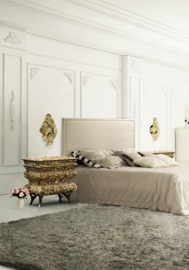 Ideas muy Sexys para Decorar tu Dormitorio Decorar tu Dormitorio Ideas muy Sexys para Decorar tu Dormitorio Mesa de Noche Crochet de Boca do Lobo