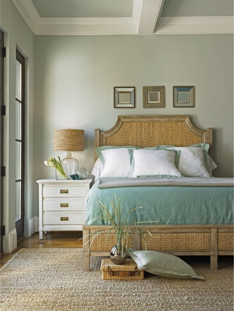 Dormitorio oriental dormitorio de verano Los mejores colores para un dormitorio de verano Dormitorio oriental1 e1467988136556