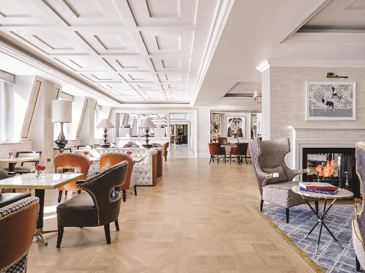 Brabbu Contract BRABBU CONTRACT: Un nuevo mundo de consejos de decoración The Langham London Hotel Richmond International UK