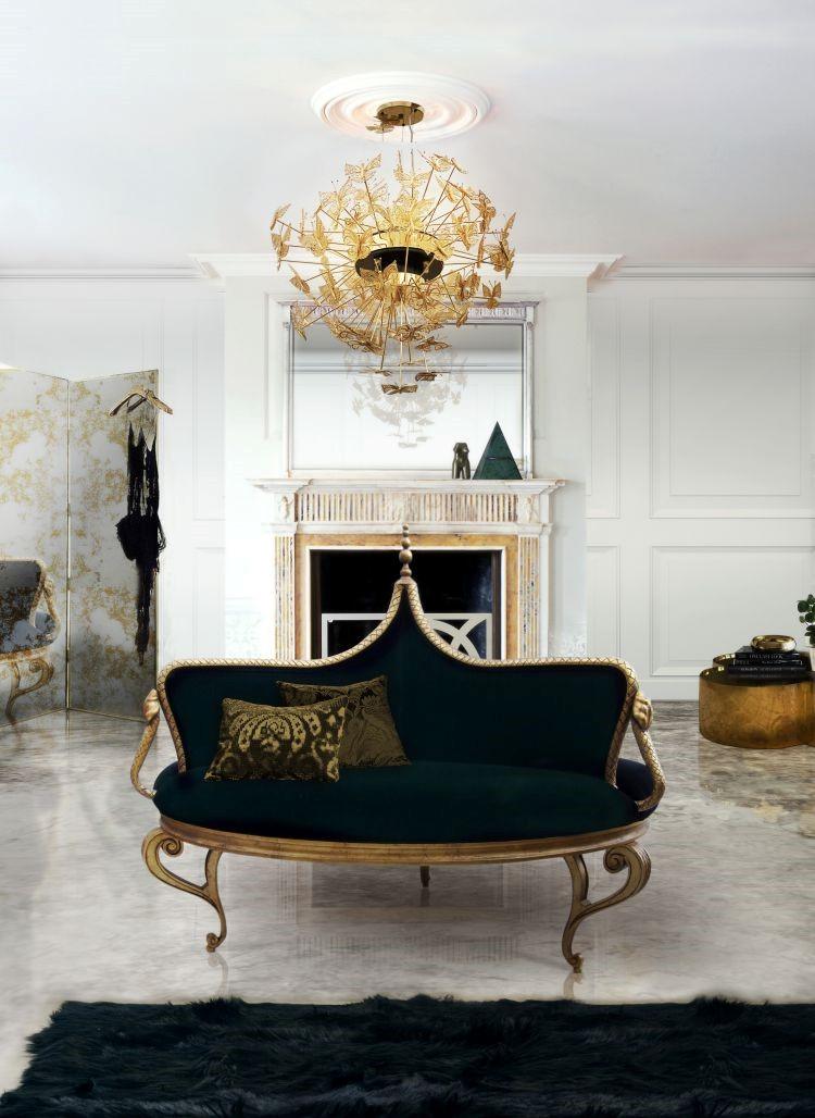 decorar una casa  Top 10 sofás para la sala de estar para el otoño-invierno 2016/2017 dd