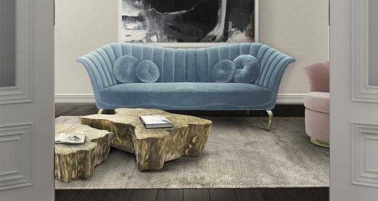 Top 10 sofás para la sala de estar para el otoño-invierno 2016/2017