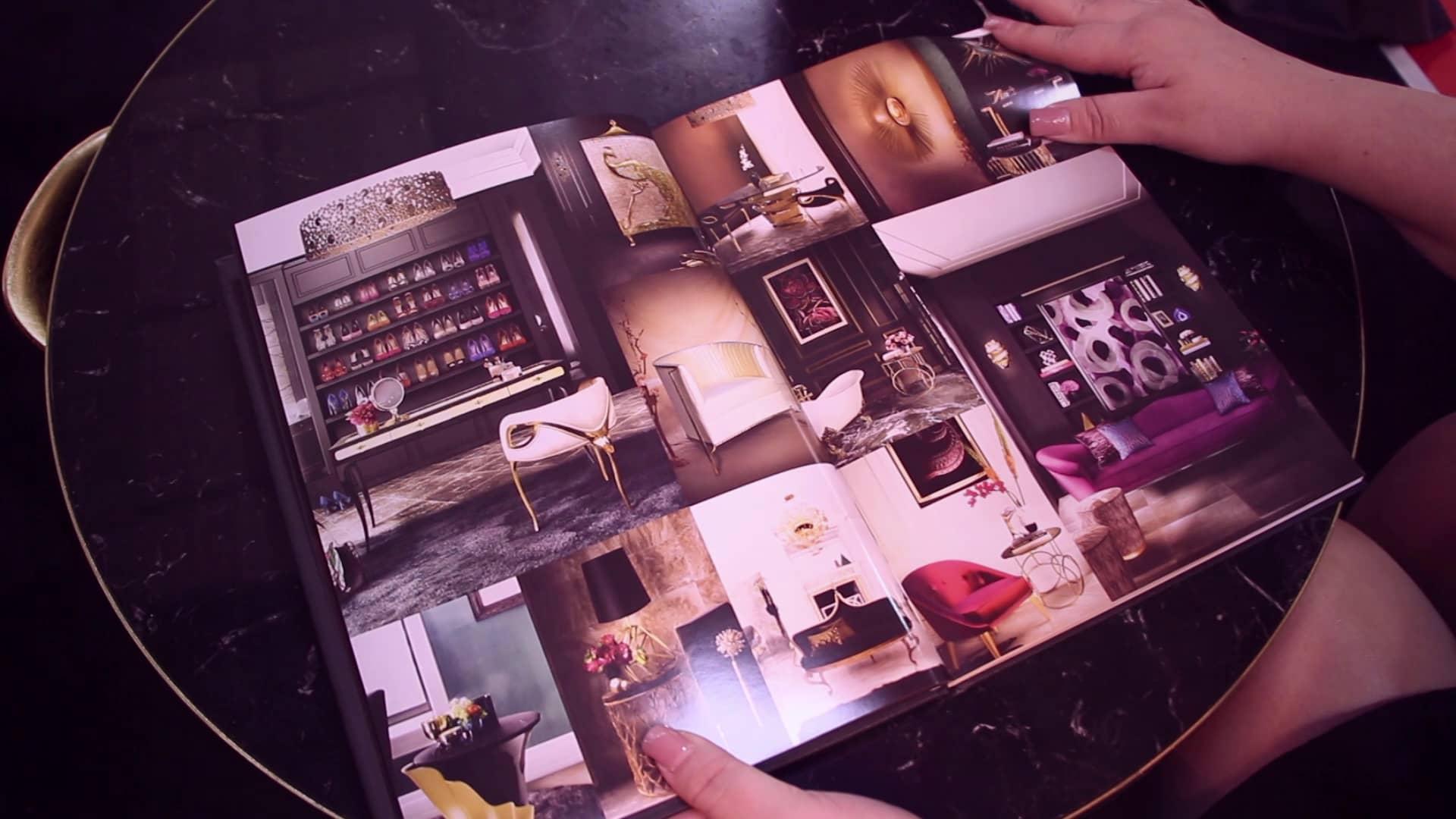 Maison et Object 2017  La Nueva Colección de KOKET Que se Presentará en la Maison et Object 2017 520336926