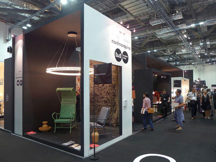 Maison & Object  No se pierda el mayor evento de diseño del mundo: El Maison & Object MaisonObjetSingaporeBoothDesign
