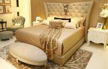 Decorar el Dormitorio Principal  Ideas Para Decorar la Casa Con Fabulosos Espejos Dorados Top 20 Luxury Beds for Bedroom 221 156x100