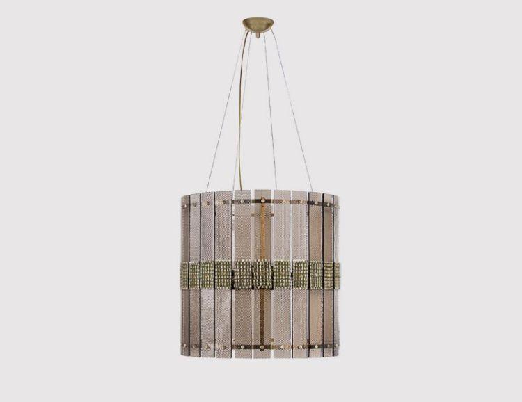 Maison et Object 2017  La Nueva Colección de KOKET Que se Presentará en la Maison et Object 2017 amaretto chandelier 1 zoom big
