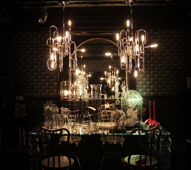 Maison & Object  No se pierda el mayor evento de diseño del mundo: El Maison & Object clark ceiling vintage lamp 08