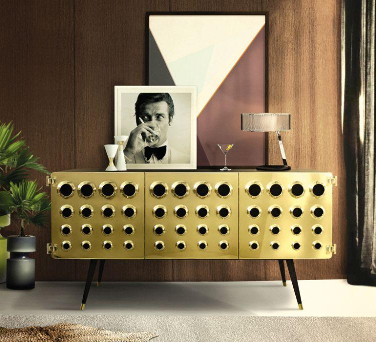 Maison & Object  No se pierda el mayor evento de diseño del mundo: El Maison & Object monocles sideboard ambience 01