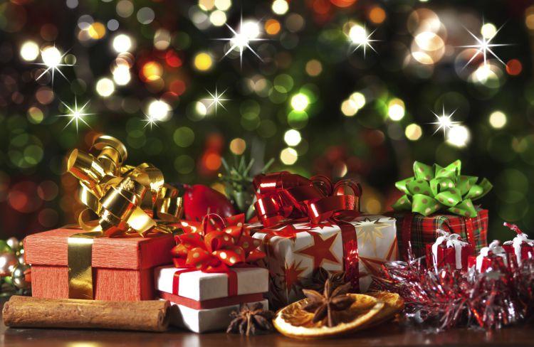 decorar-en-navidad-espejos  Ideas para decorar la casa para esta Navidad ¡que le van a encantar! regalos1