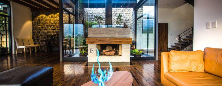 ideas para decorar la casa  Ideas Para Decorar La Casa Con Jardines Interiores CASA IZ INTERIOR 1
