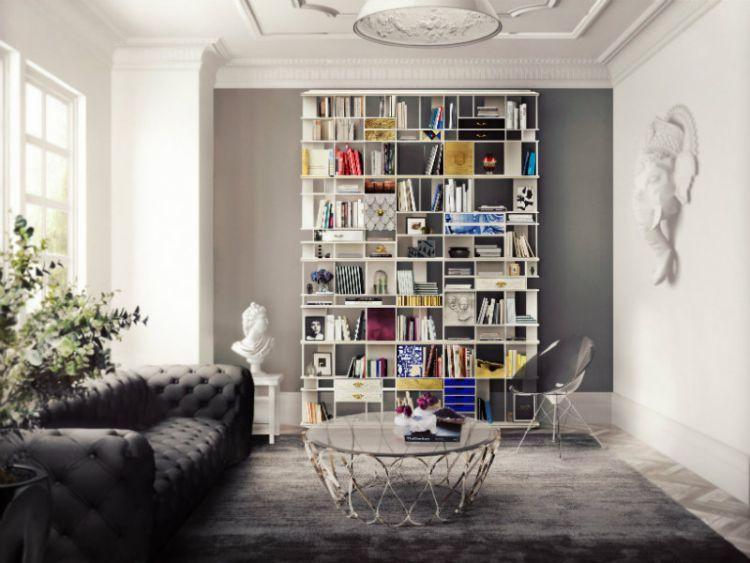 Maison & Objet 2017  Maison & Objet 2017: El Mayor Evento de Diseño del Mundo COLECCIONISTA Bookcase Boca do Lobo
