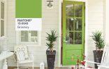 Color Para el Año 2017  Mobiliario Contemporáneo y Tendencias Para la Primavera 2017 Pantone Greenery color 2017 980x653 156x100