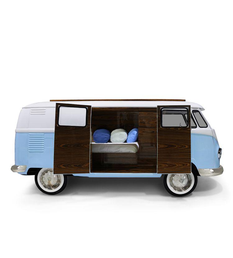 ideas para decorar el dormitorio de los niños  Mejores Ideas Para Decorar El Dormitorio de Los Niños bun van detail circu magical furniture 01