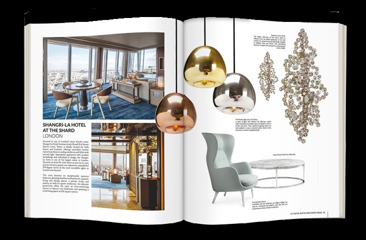 Top Revistas de Decoración  Top Revistas de Decoración e Interiorismo del Año 2016 covet edition magazine second edition 05