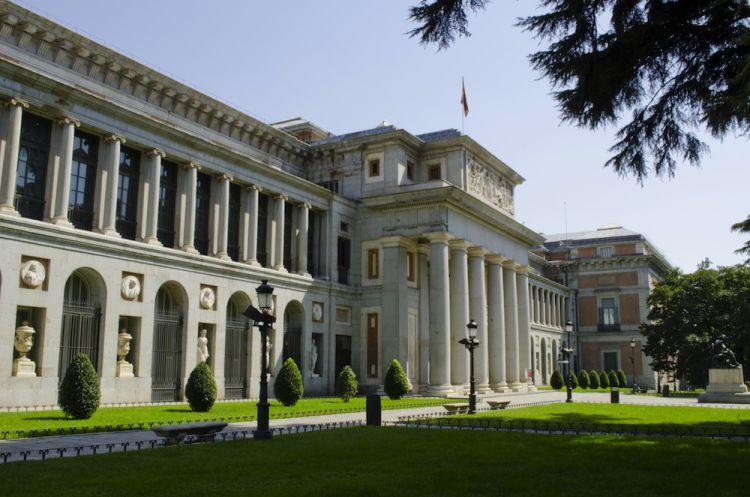 Ampliación del Museo del Prado Ampliación del Museo del Prado por Foster y Rubio museo prado