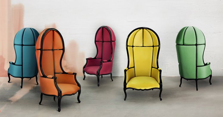Color Para el Año 2017 El Color Para el Año 2017 por el Instituto Panteone: Greenery namib armchair 7