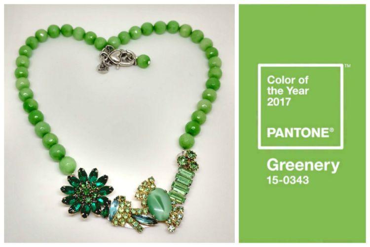 Color Para el Año 2017 El Color Para el Año 2017 por el Instituto Panteone: Greenery pantone color of year accessories
