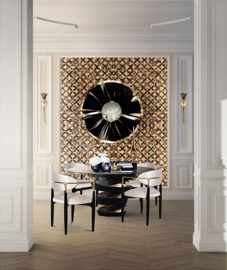 Ideas Para Decorar El Comedor  Ideas Para Decorar El Comedor Con Preciosos Colores Tropicales sala jantar kk copy 1