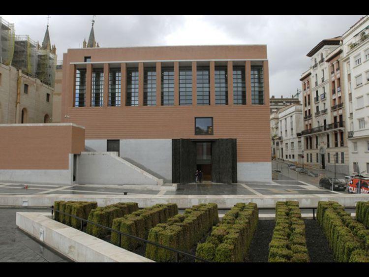 Ampliación del Museo del Prado Ampliación del Museo del Prado por Foster y Rubio slide 35