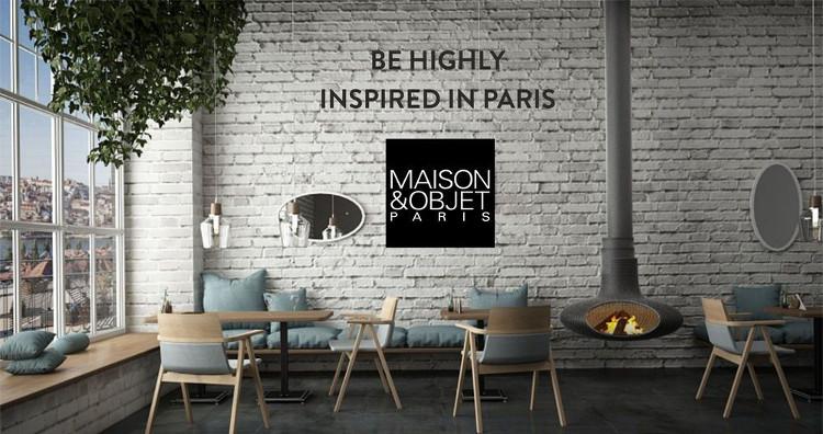 Maison et objet 2017 dise os de lujo presentados en la for Maison et objet 2017