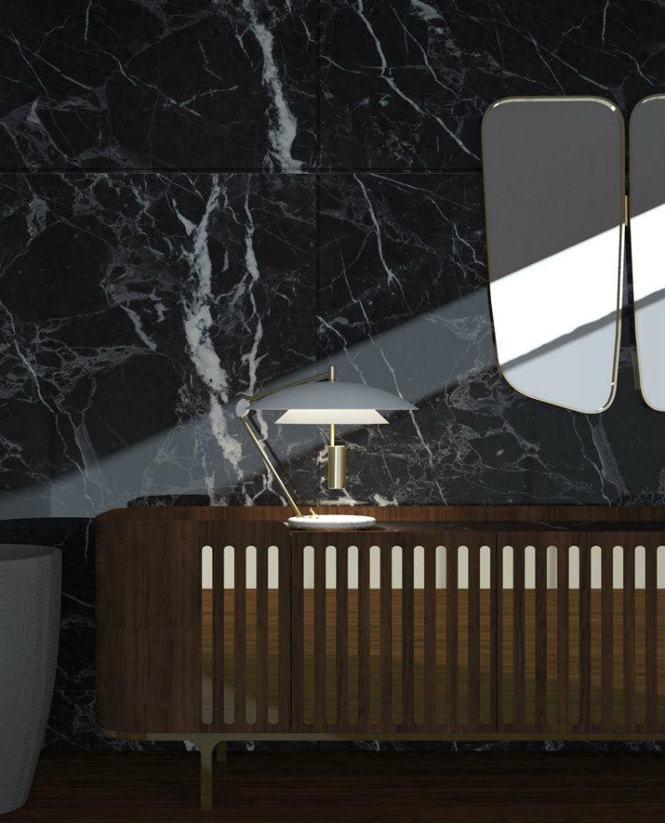maison et objet 2017 Hermosa Colección de Lámparas de DelightFULL en Maison et Objet 2017 ambiente basie table