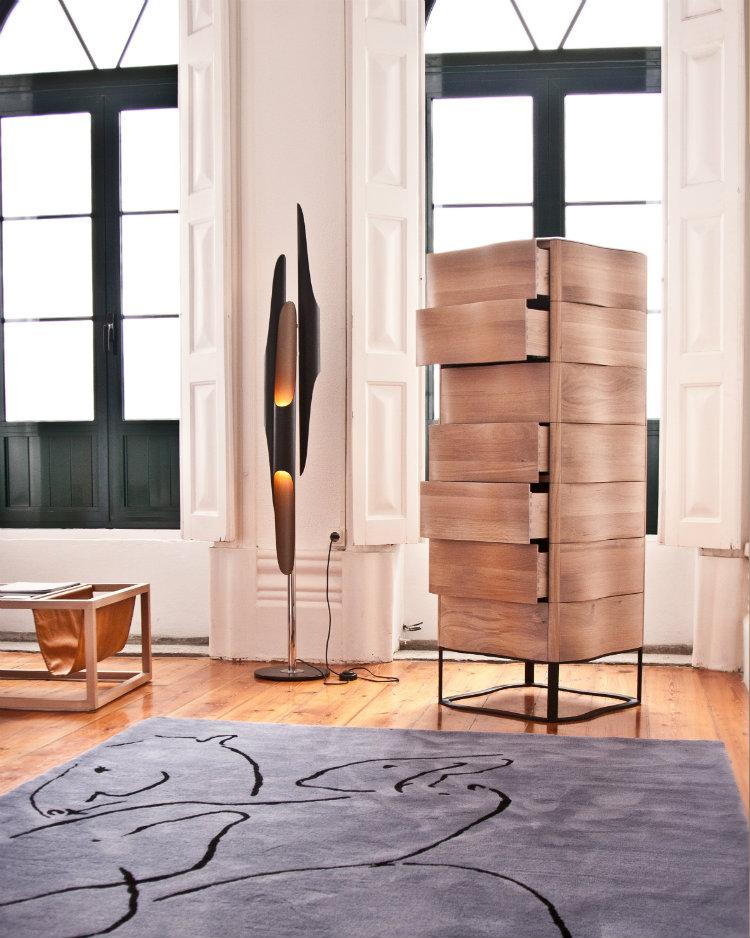 maison et objet 2017  Hermosa Colección de Lámparas de DelightFULL en Maison et Objet 2017 delightfull coltrane 05