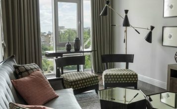 Impresionante Apartamento Art Deco en Kiev Art Deco 357x220