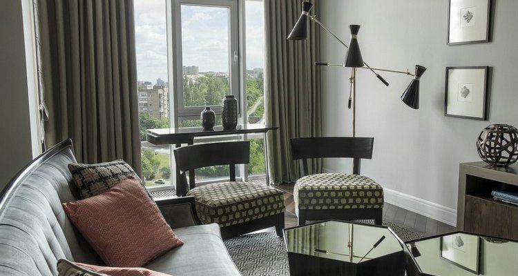Impresionante Apartamento Art Deco en Kiev