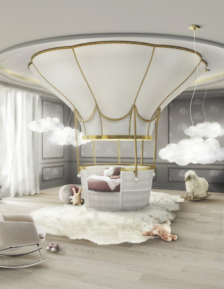 balao  Ideas Innovadoras para Decorar el Dormitorio de los Niños balao NOVO