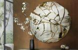 100 espejos de pared