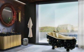 últimas tendencias en decoración de baños  Descubra las Últimas Tendencias en Decoración de Baños Modernos MV Bathroom 3 1 357x220