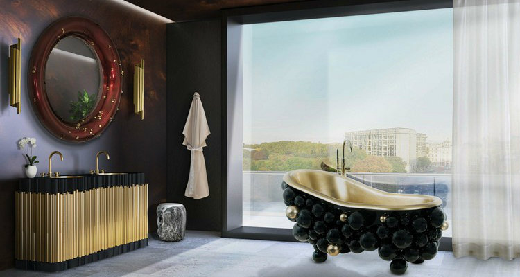 últimas tendencias en decoración de baños  Descubra las Últimas Tendencias en Decoración de Baños Modernos MV Bathroom 3 1
