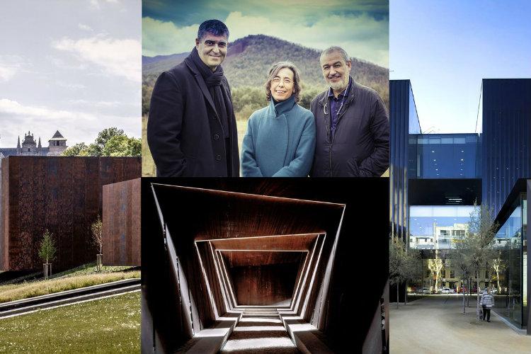 pritzker 2017 Conozca los Arquitectos Españoles Que Han Ganado el Pritzker 2017 pritzker 2017 1