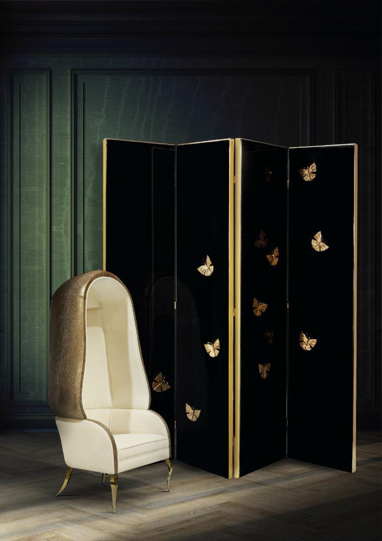 sillas modernas Drapesse  Conozca las Novedades de Diseño Presentadas en el AD Show 2017 sillas modernas Drapesse