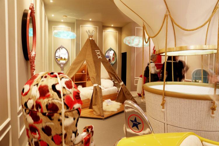 Muebles de Lujo Para Niños  Circu Presenta Formidables Muebles de Lujo Para Niños en iSaloni 2017 6