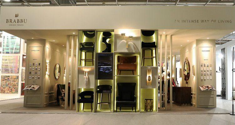 Descubra las Novedades BRABBU en el Salón del Mueble de Milán 2017