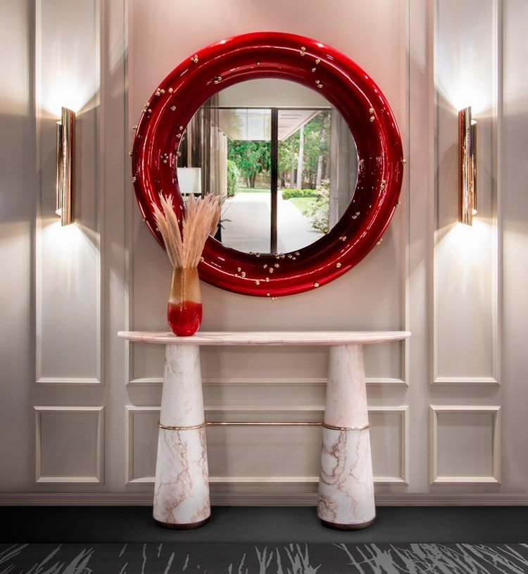 Preciosa Selección de Espejos Elegantes  Encántese Con Esta Preciosa Selección de Espejos Elegantes BB Hall mar17 1