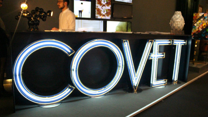 Covet  Conozca las Novedades y las Últimas Tendencias en Iluminación Covet
