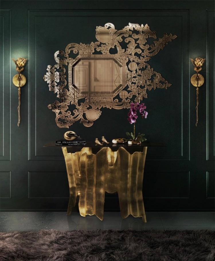 Preciosa Selección de Espejos Elegantes  Encántese Con Esta Preciosa Selección de Espejos Elegantes KK Hall 1