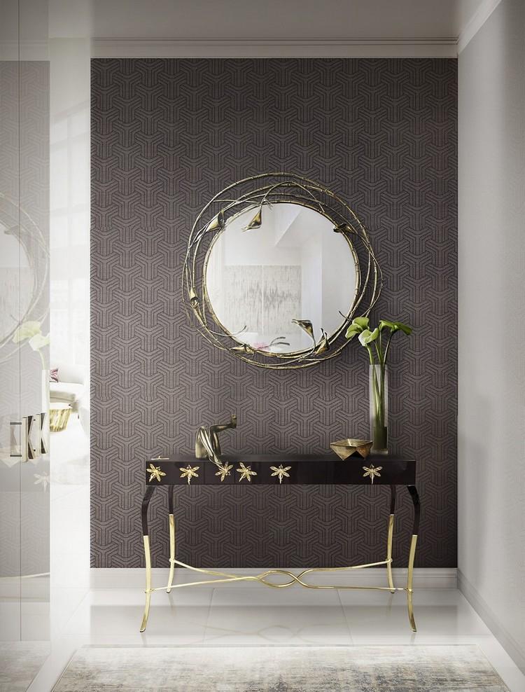 Preciosa Selección de Espejos Elegantes  Encántese Con Esta Preciosa Selección de Espejos Elegantes KK Hall 8