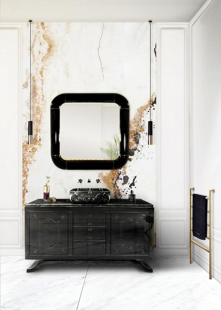 Preciosa Selección de Espejos Elegantes  Encántese Con Esta Preciosa Selección de Espejos Elegantes MV Bathroom 5