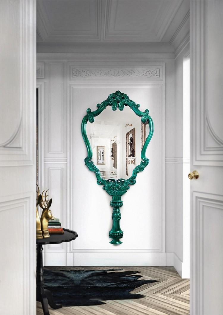 Encántese Con Esta Preciosa Selección de Espejos Elegantes espejos modernos y de lujo 20