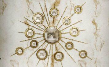 espejos modernos y de lujo1  Encántese Con Esta Preciosa Selección de Espejos Elegantes espejos modernos y de lujo1 357x220