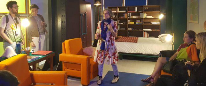 Ana Pérez-Quiroga trae la instalación APQhome al MAAT en Lisboa