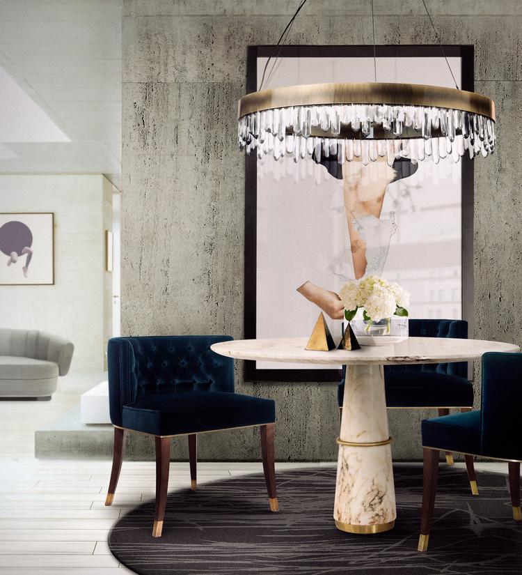 Las 60 Sillas Más Modernas y Elegantes Para su Casa - Ebook BB Dining Room mar17 1