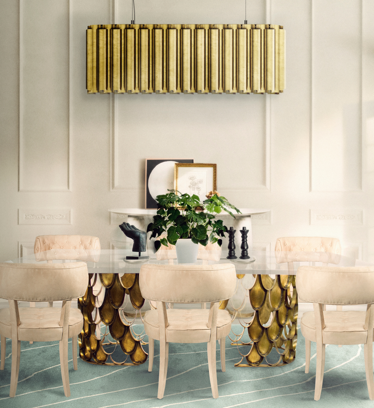 Las 60 Sillas Más Modernas y Elegantes Para su Casa - Ebook BB Dining Room mar17 2
